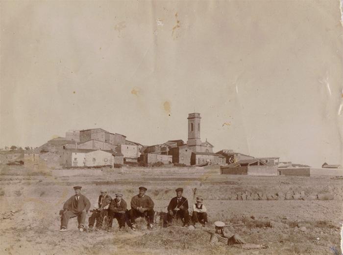 la Figuerosa al 1900